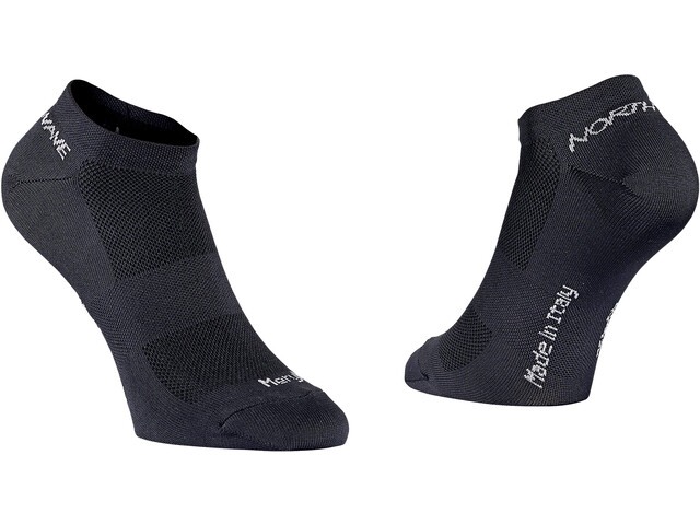 Northwave Ghost 2 Chaussettes Homme, black